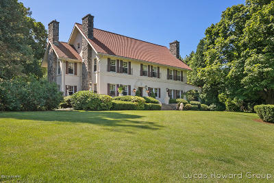 Holland, West Olive Single Family Home For Sale: 958 S Shore Drive