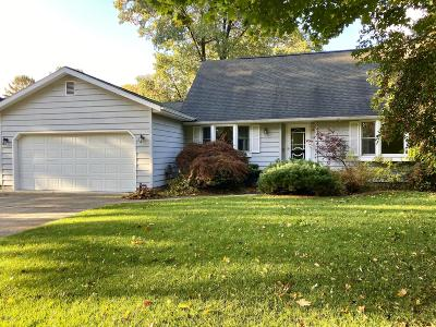 North Muskegon Single Family Home For Sale: 715 Miller Drive