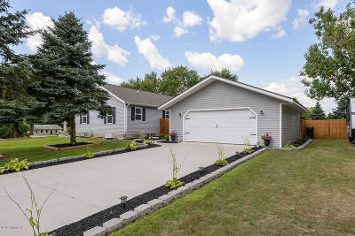 Middleville Single Family Home For Sale: 2068 Fawn Avenue