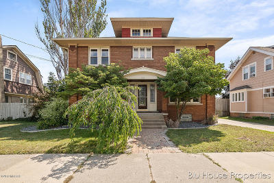 Single Family Home For Sale: 1514 Tamarack Avenue NW