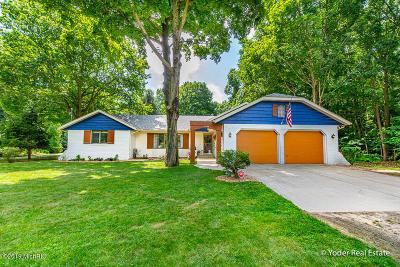 Fennville Single Family Home For Sale: 6944 121st Avenue