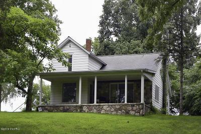 Vicksburg Single Family Home For Sale: 13707 (B) E U Avenue