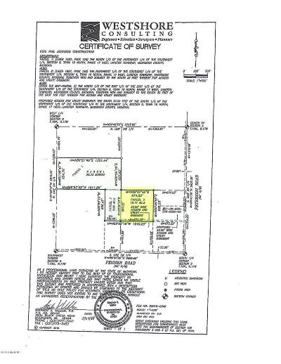Muskegon Residential Lots & Land For Sale: 3690 Moto Lane