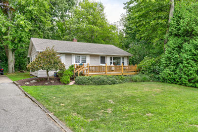 Fennville Single Family Home For Sale: 2209 Sunset Drive