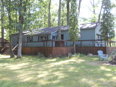 Stanton Single Family Home For Sale: 1646 N Lake Rd.