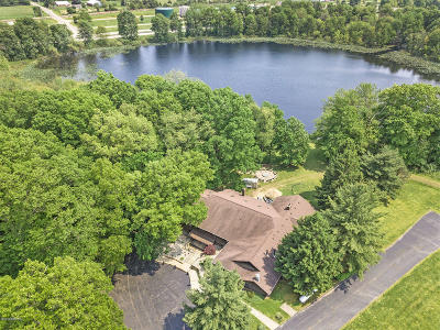 Three Rivers MI Single Family Home For Sale: $2,695,000
