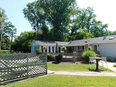 Coldwater Single Family Home For Sale: 314 Mud Lake Drive