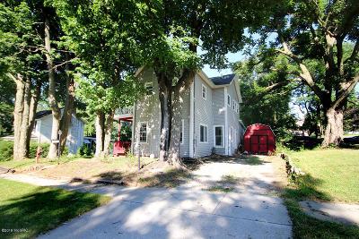 Buchanan Single Family Home For Sale: 405 Days Avenue