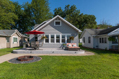 Portage Single Family Home For Sale: 4810 Deep Point Drive