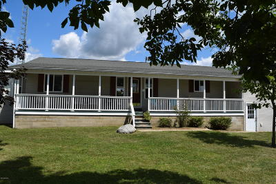 Coldwater Single Family Home For Sale: 204 W Barnhart Road