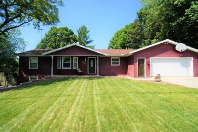 Single Family Home For Sale: 2391 Bauer Road