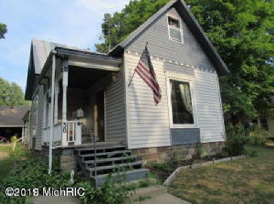 Branch County Single Family Home For Sale: 30 S Main Street