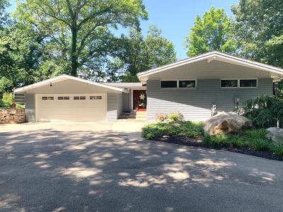 Kent County Single Family Home For Sale: 2645 Cascade Springs Drive SE