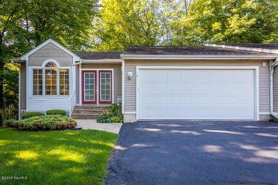 Battle Creek Condo/Townhouse For Sale: 109 Bridgewood Drive