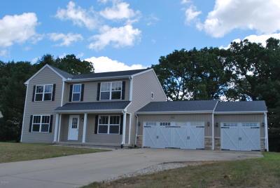 Kalamazoo Single Family Home For Sale: 6621 Annendale Drive