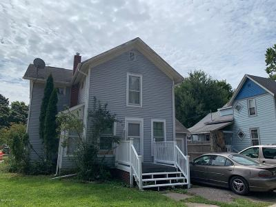 Coldwater Single Family Home For Sale: 76 E Pearl Street