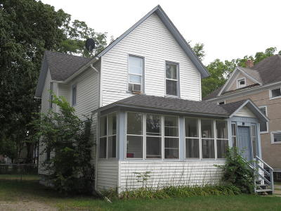 Kalamazoo Single Family Home For Sale: 1213 March Street