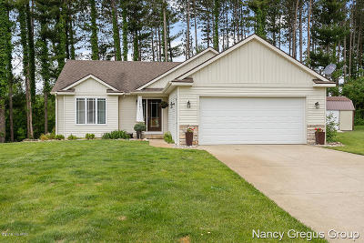 Hastings Single Family Home For Sale: 1867 Pineridge Drive
