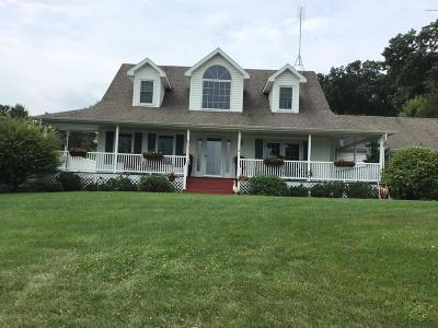 Cassopolis Single Family Home For Sale: 57700 M-62