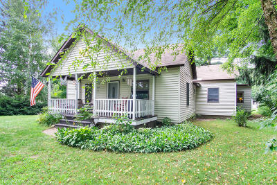 New Era Single Family Home For Sale: 3649 Water Road