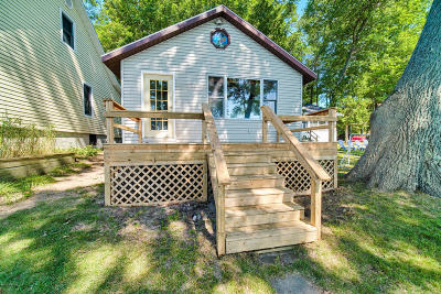 Muskegon County Single Family Home For Sale: 7794 Old Channel Trail