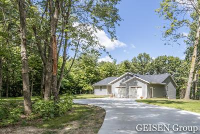 Belding Single Family Home For Sale: 951 Hummingbird Lane