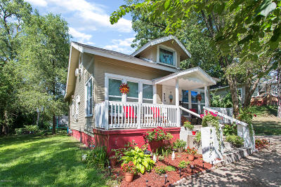 Grand Rapids Single Family Home For Sale: 329 Brown Street SW