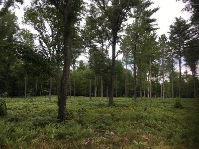 Benzie County, Charlevoix County, Clare County, Emmet County, Grand Traverse County, Kalkaska County, Lake County, Leelanau County, Manistee County, Mason County, Missaukee County, Osceola County, Roscommon County, Wexford County Residential Lots & Land For Sale: Peters Farm Road