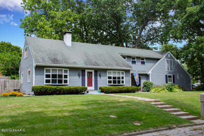 Niles Single Family Home For Sale: 1105 Plym Road