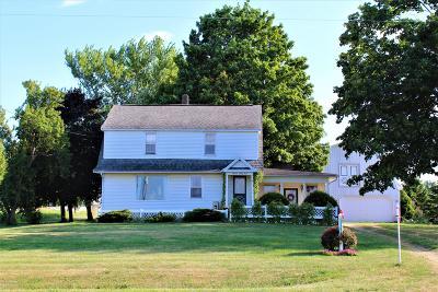 Hudsonville Single Family Home For Sale: 1634 Riley Street