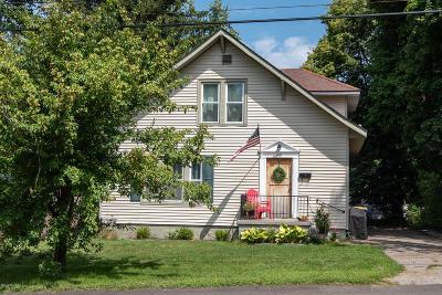 Single Family Home For Sale: 461 N Park Street NE