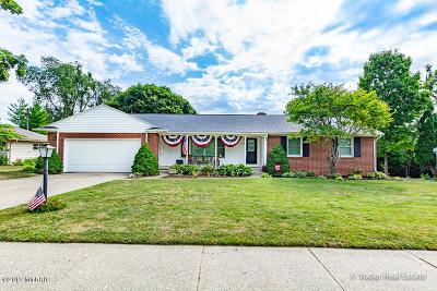 Single Family Home For Sale: 1314 Perkins Avenue NE