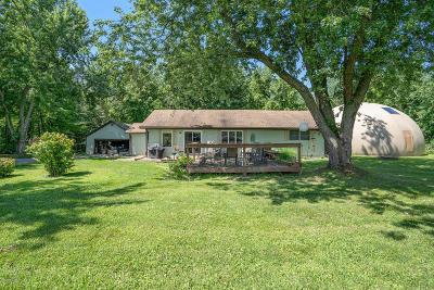 Benton Harbor Single Family Home For Sale: 2010 Kerlikowske Road