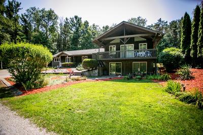 Ottawa County Single Family Home For Sale: 18668 180th Avenue