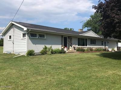 Hillsdale Single Family Home For Sale: 1320 Reading Road E