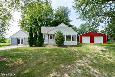 Hamilton Single Family Home For Sale: 3756 Lincoln Road