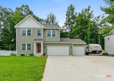 Ottawa County Single Family Home For Sale: 14456 Manor Road