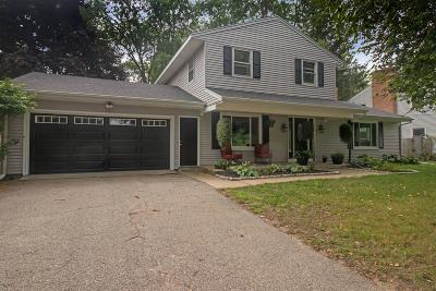Kalamazoo Single Family Home For Sale: 2213 Winchell Avenue
