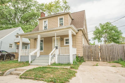 Wyoming Single Family Home For Sale: 1509 Rathbone Street SW