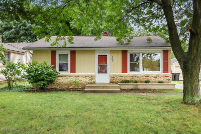 Wyoming Single Family Home For Sale: 3632 Raven Ave Avenue SW