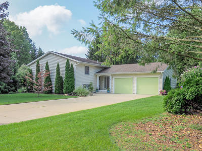 New Buffalo MI Single Family Home For Sale: $399,000