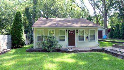 Cass County Single Family Home For Sale: 606 McOmber Street