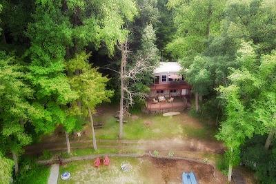 Berrien County, Branch County, Calhoun County, Cass County, Hillsdale County, Jackson County, Kalamazoo County, St. Joseph County, Van Buren County Single Family Home For Sale: 12290 Crossway Avenue