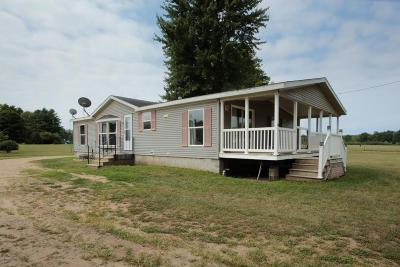 Allegan Single Family Home For Sale: 87 26th Street
