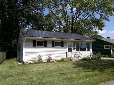 South Haven Single Family Home For Sale: 615 Ravinia Drive