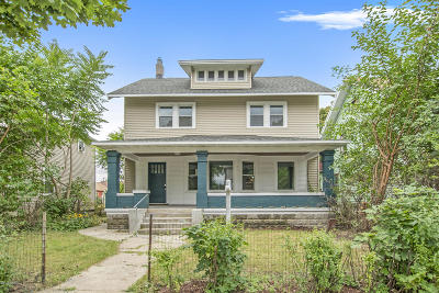 Grand Rapids MI Single Family Home For Sale: $224,900