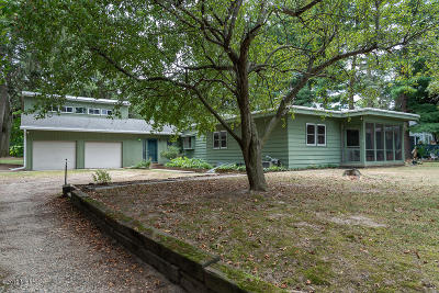 Paw Paw Single Family Home For Sale: 64051 41st Street