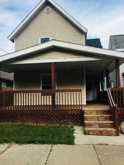 Single Family Home For Sale: 206 Gold Avenue NW