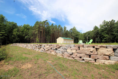 Benzie County, Charlevoix County, Clare County, Emmet County, Grand Traverse County, Kalkaska County, Lake County, Leelanau County, Manistee County, Mason County, Missaukee County, Osceola County, Roscommon County, Wexford County Residential Lots & Land For Sale: 6307 Bennett Road