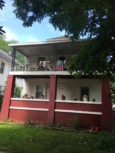 Single Family Home For Sale: 1323 Muskegon Avenue NW